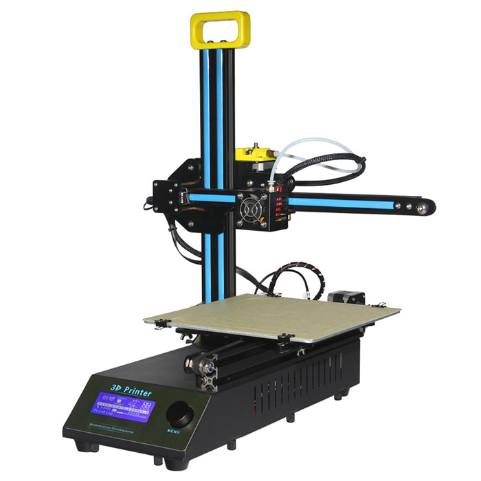Creality 3D CR Laser Engraving 3D Printer - DIY Kit, 0.4mm Nozzle, 32GB TF Card Support, High Printing Precision, LCD Display