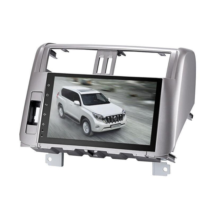 Car DVD Players 2 DIN Car Stereo - For Land Cruiser Prado, Car DVR, Rear View Camera, GPS, Android 6.0, WiFi, 3G, 9-Inch Display, Bluetooth