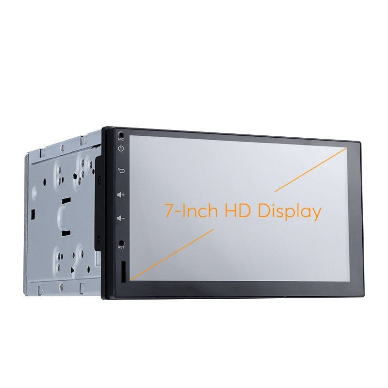 Car DVD Players Universal Nissan 2 DIN Car Media Player - 7-Inch display, Android 5.1, GPS, Bluetooth, Google Play, FM Radio