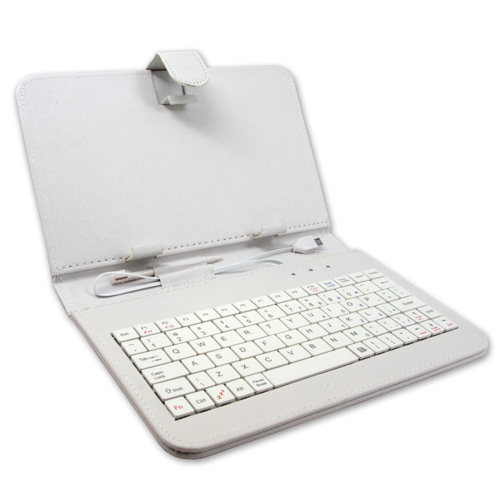 "Cheap & Cool Gadgets 9"" Folio in White"