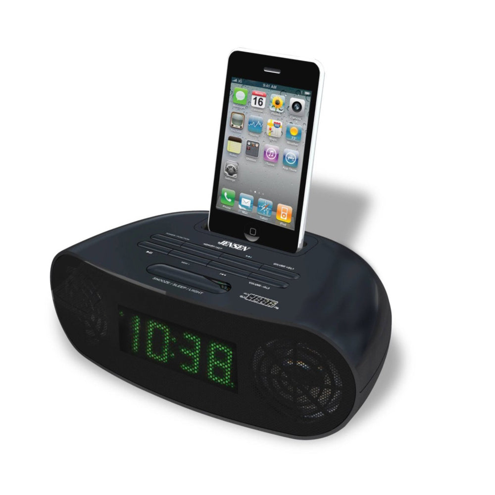 Cheap & Cool Gadgets Jensen Universal Docking Digital Music System for iPod and iPhone