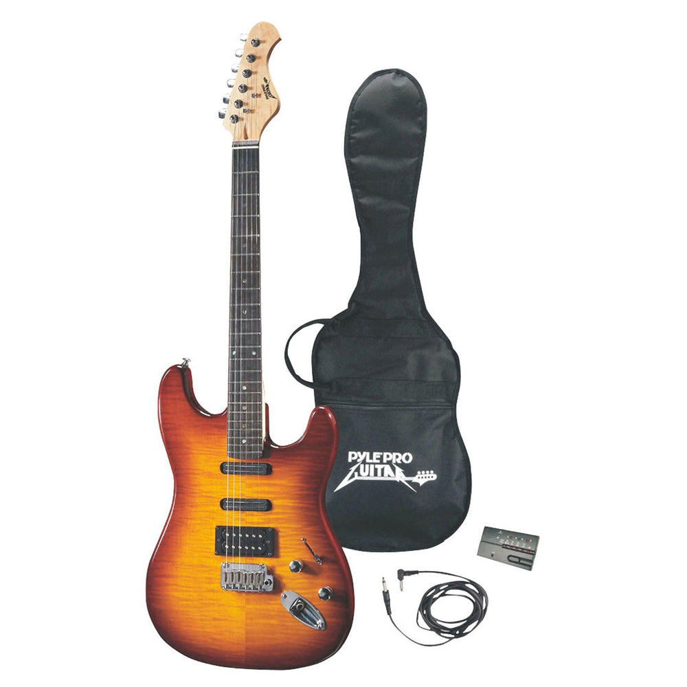 Cheap & Cool Gadgets Professional 42'' Deluxe Sunburst Finish Electric Guitar