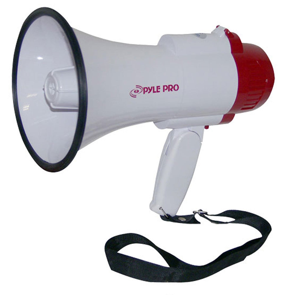 Cheap & Cool Gadgets Pyle PMP30 Professional Megaphone / Bullhorn with Siren