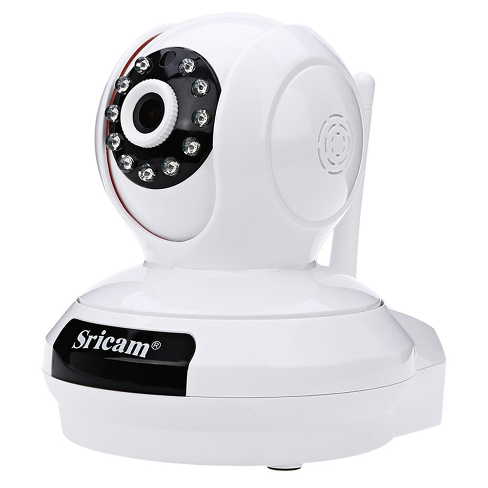 White US Sricam SP019 HD 1080P IP Camera