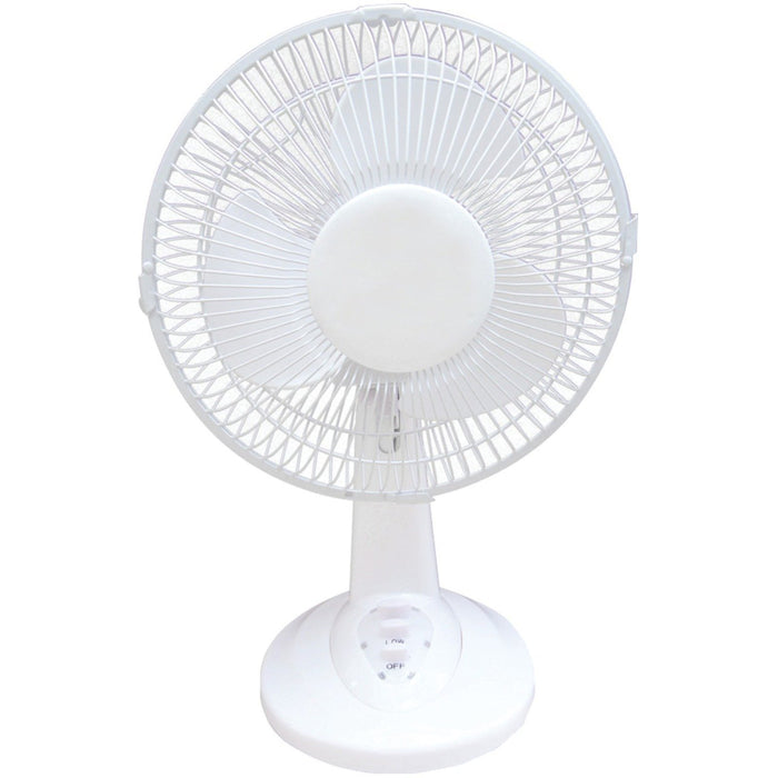 "Home 9"" Personal Oscillating Table Fan"