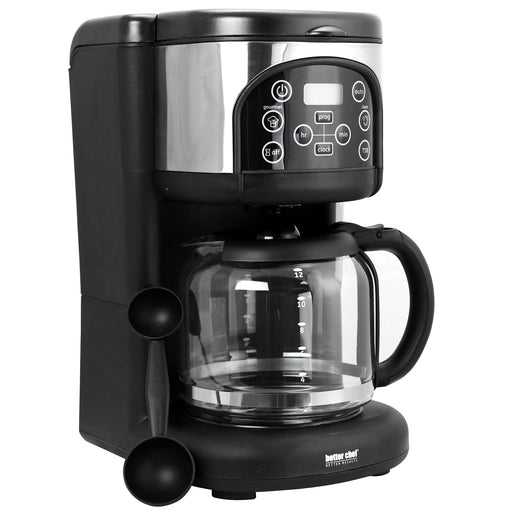 Better Chef Ultra Brew Digital 12 Cup Coffee Maker
