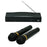 Quantum FX Twin Pack Wireless Microphone System