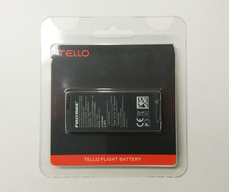 1100 mAh 3.8 V Battery Accessories for Tello Drone Flight Battery Accessories