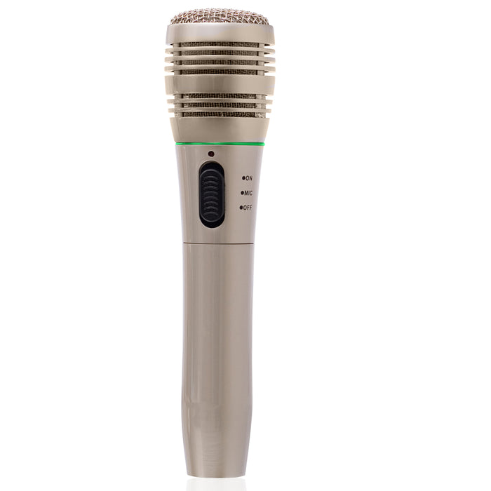 Nutek Wireless Dynamic Professional Microphone