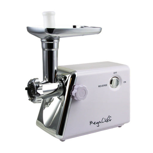 MegaChef 1200 Watt Ultra Powerful Automatic Meat Grinder for Household Use