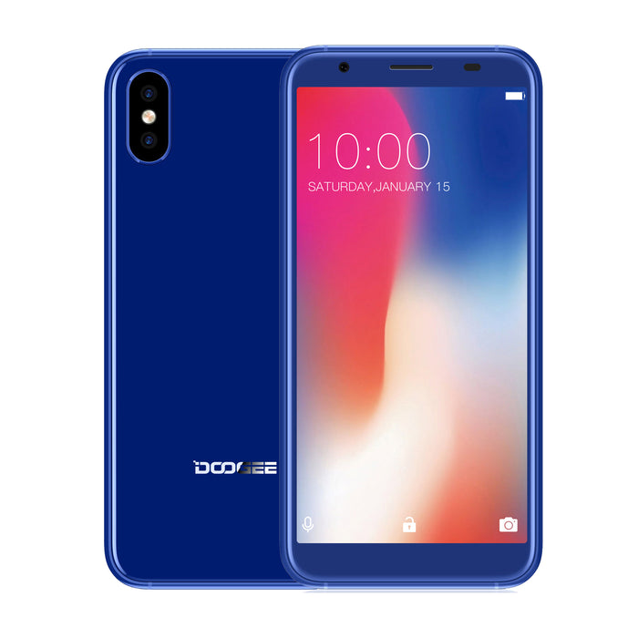 DOOGEE X55 5.5 Inch 2800mAh 1 + 16GB Smart Phone
