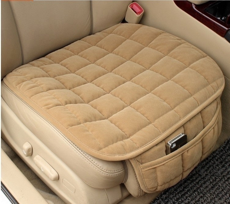 Simple Comfortable Car Front Cushion Non-slip Breathable Car Cushion