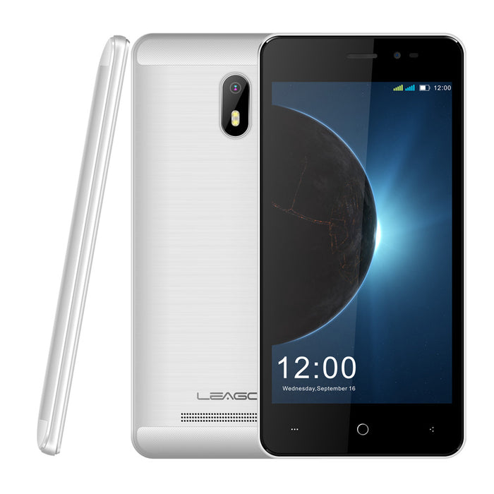 Leagoo Z6 4.97 Inch 1+ 8GB 1.3 GHz Quad-core Processor Smart Phone White