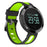 DM58 0.95 Inch Round Display Screen Smart Bracelet Heart Rate Monitor Sport Wristband Fitness Tracker Smartband (Green)