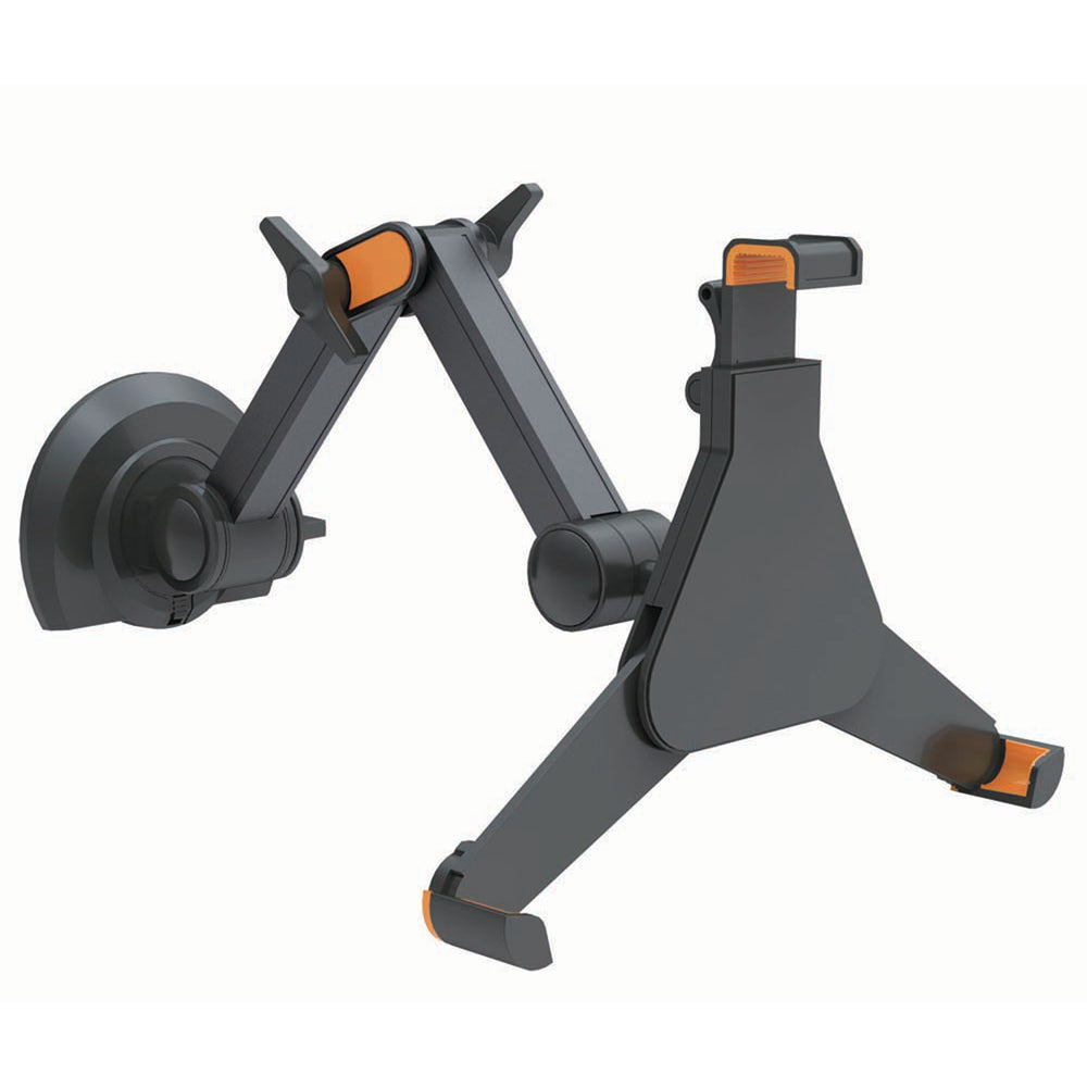 Pyle Universal Tablet Holder/Wall Mount with Retractable, Adjustable, Extendable and Rotating Holder Arm
