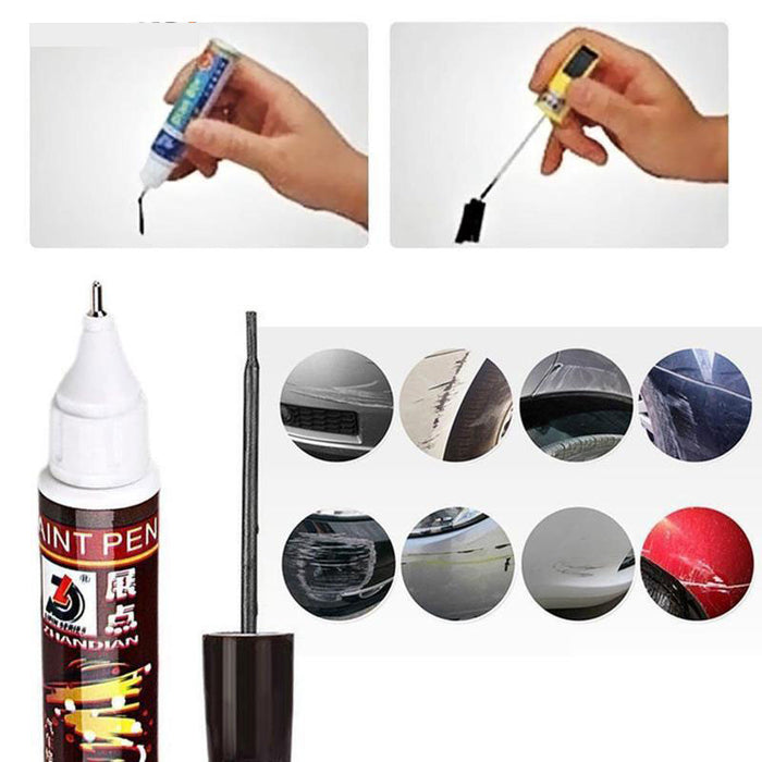 Car Paint Repairing Pen Car Scratches Fixing Pen Car Beauty Pen