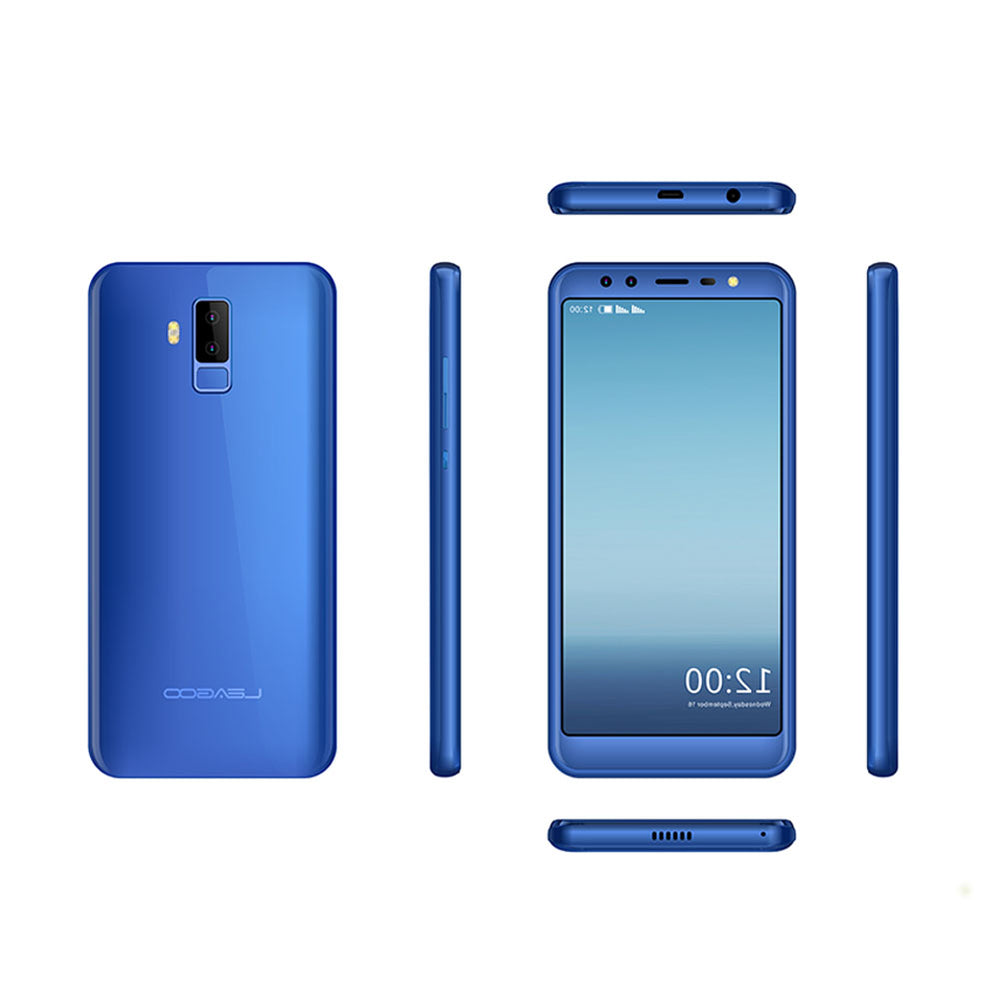 LeagooM9 5.5 Inch 2+16GB Smart Phone -Blue