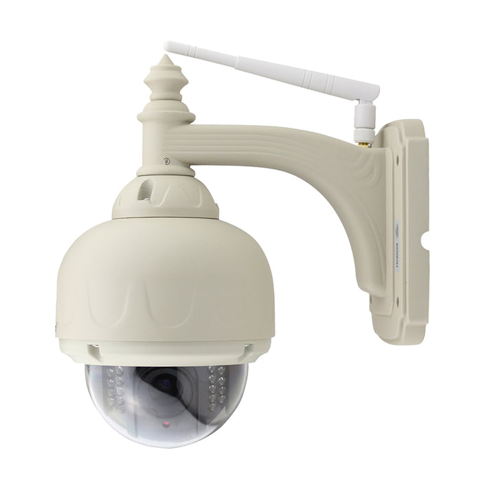 Wanscam HW0038 1.0MP WiFi 720P IP Camera H.264 Waterproof Motion Detection Night Vision Camera US Plug