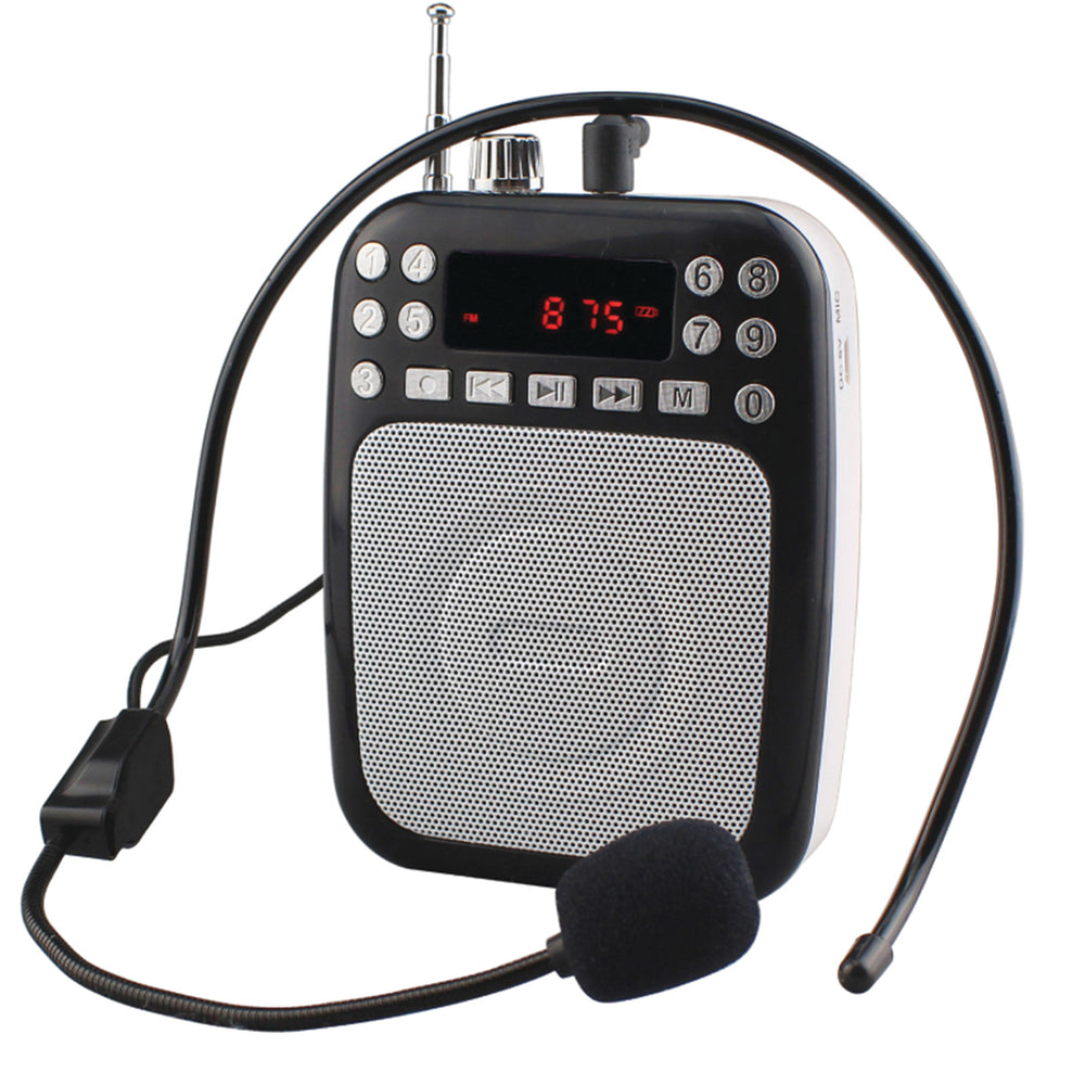 Supersonic Bluetooth Portable PA System - Black
