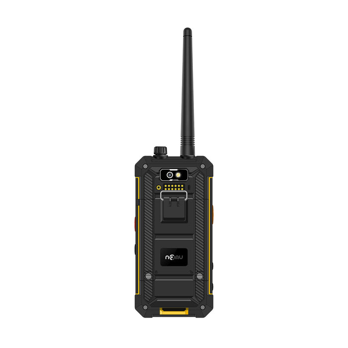 Nomu T18 IP68 Waterproof Shocks Walkie Talkie Android 7.0 MTK6737T Quad Core 3GB RAM+32GB ROM 5200mAh 2MP+8MP Cameras 4G