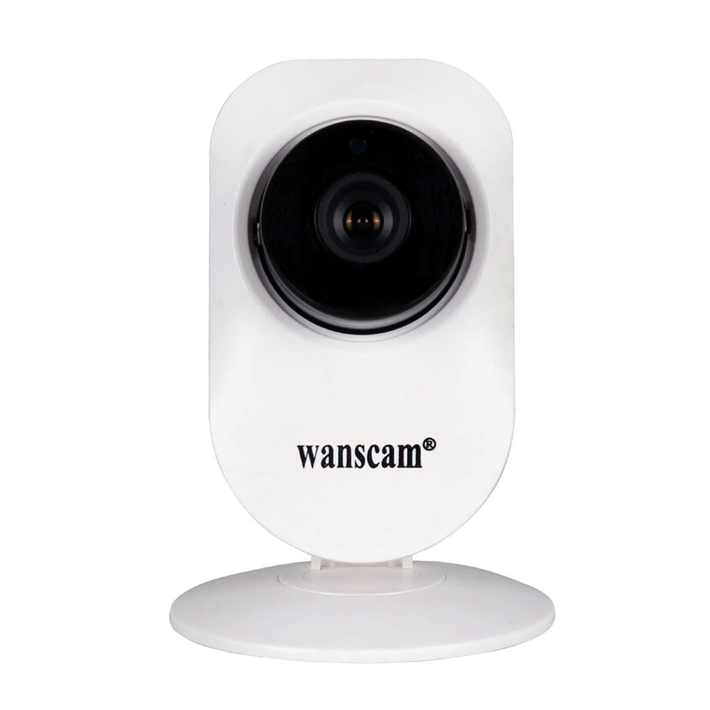 WANSCAM HW0026 Mini WiFi IP Camera Wide Angle P2P Wireless Network Security Two-way Audio Talk Baby Monitor UK Plug