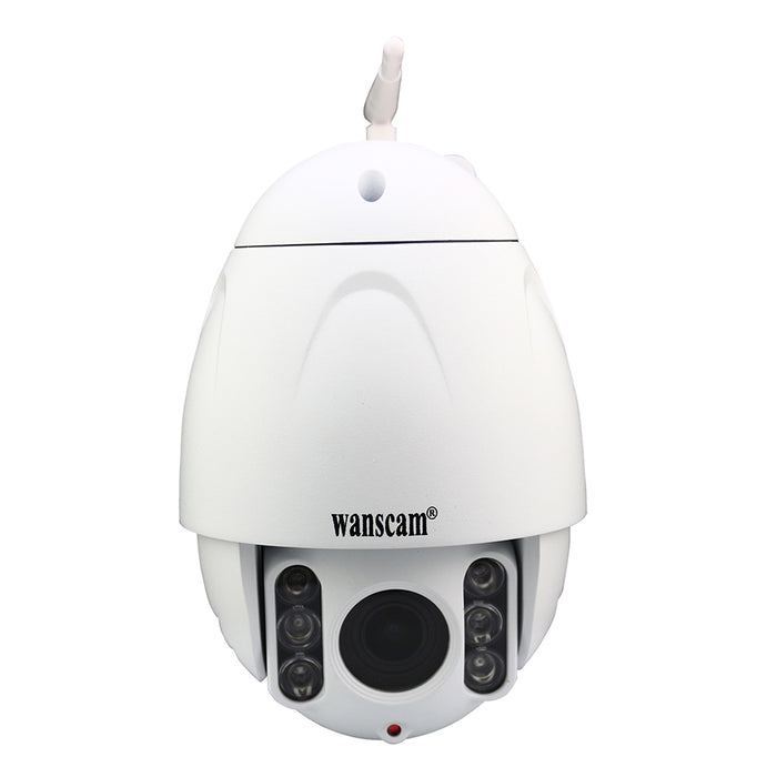 WANSCAM HW0045 WiFi IP Camera 2MP 1080P 80m Night Vision TF Card Outdoor Camera AU Plug