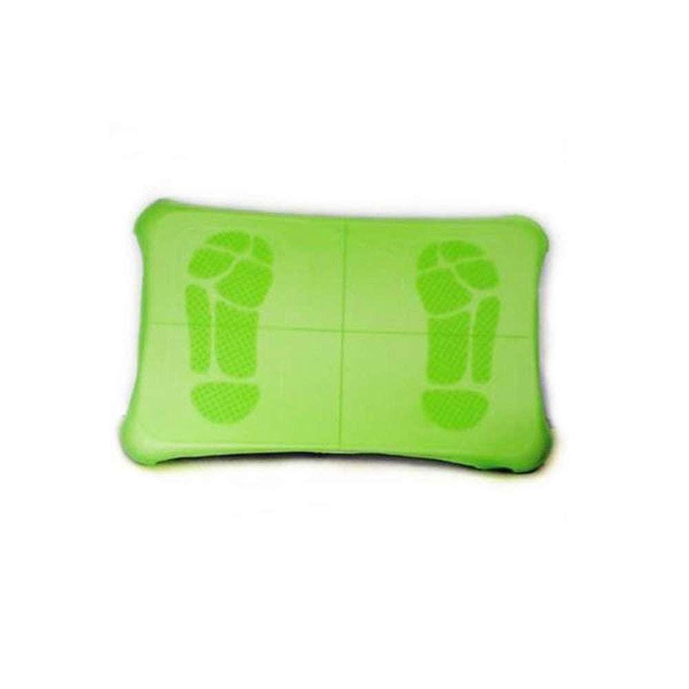 Silicone Skin Case (Green) For Nintendo Wii Fit
