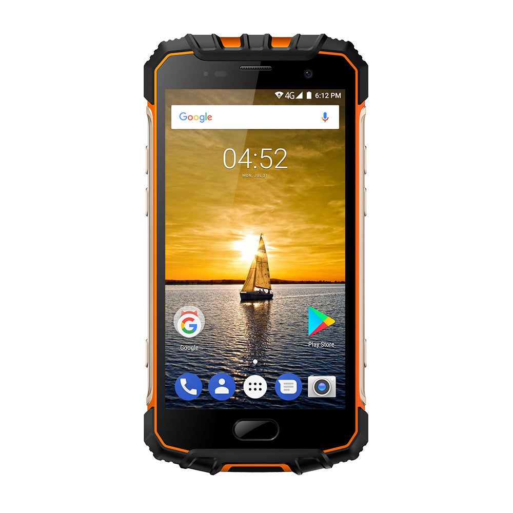 Ulefone Armor 2 5.0 inch Sharp Android 7.0 Smartphone-Orange
