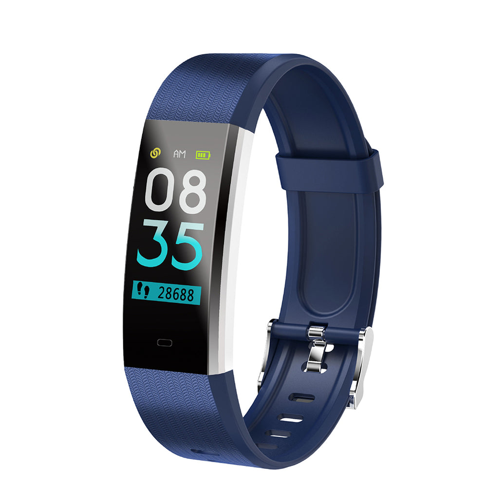V5 Color Screen Smart WristBand-Blue