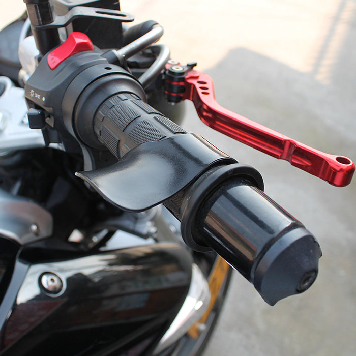 Motorcycle Handgrip Clip - Auxiliary Throttle Booster Energy Saving Throttle Clip