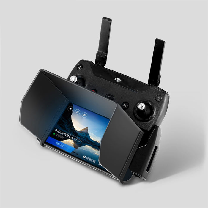 FPV Monitor Sunshade Hood Smartphone Tablet Visor Shade for DJI Drone Mavic Air Phantom Inspire Remote Control