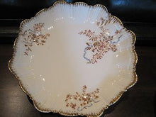 ANTIQUE LIMOGES CHARGER PLATTER  M. REDON MR FRANCE FRENCH FLORAL  c.1890's