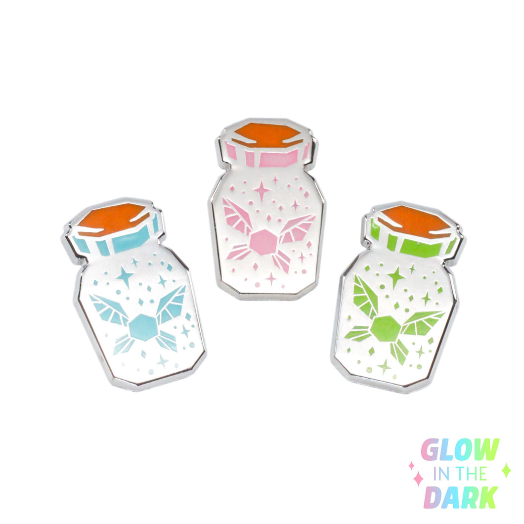Great Fairy Bottles Set (3 pins)