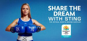 COMMONWEALTH GAMES 2018 OFFICIAL SUPPLIER