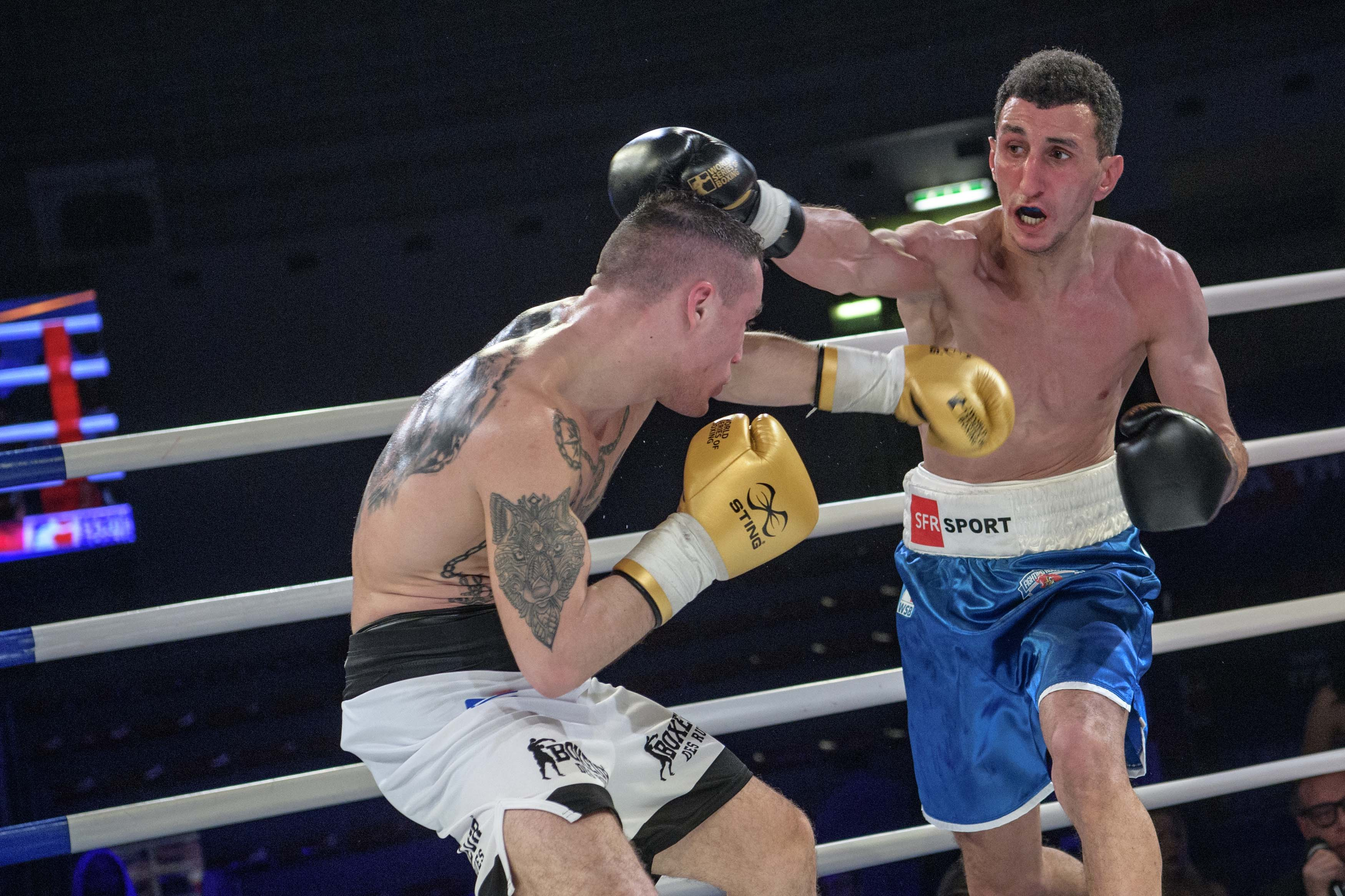 BRITISH LIONHEARTS STEAL THE SHOW IN WEEK 3 OF THE WSB