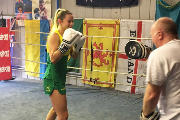 WHAT'S IN YOUR BOXING KIT WITH SKYE NICOLSON