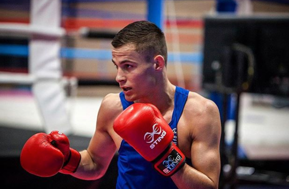HARRY GARSIDE BOXING AUSTRALIA