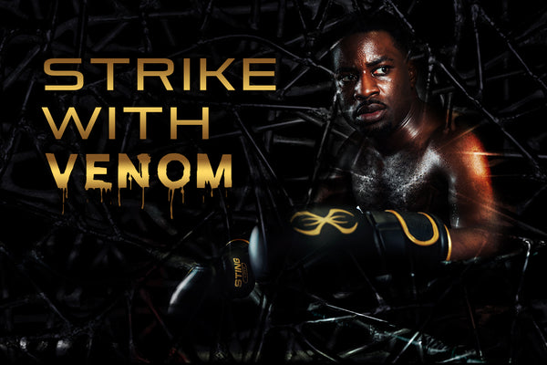 STIRKE WITH VENOM: VIPER SPARRING GLOVES