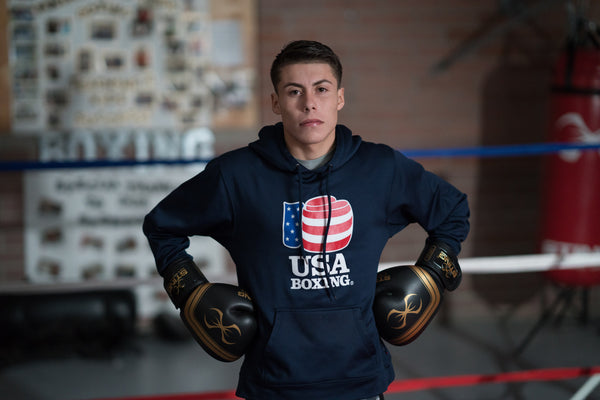 Mark Castro USA Boxing
