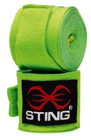 5PK ELASTICISED HAND WRAPS - Sting Sports Australia