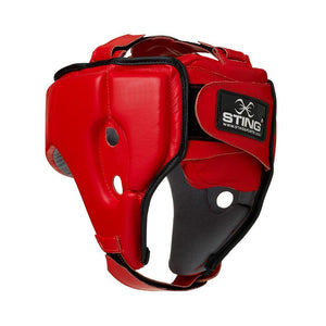 Competition Head Guard Aiba Approved - Sting Sports Australia
