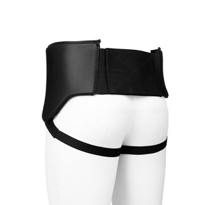 PRO LEATHER ABDOMINAL GUARD - Sting Sports Australia
