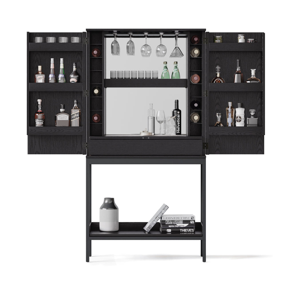 Cosmo 5720 Bar Cabinet
