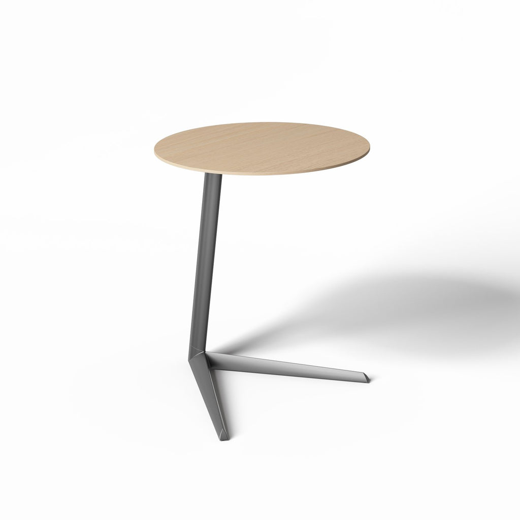 Milo 1055 Side Table | Drift Oak
