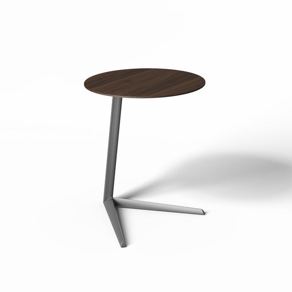 Milo 1055 Side Table | Toasted Walnut