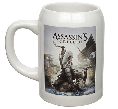 Assassin's Creed Beer Stein