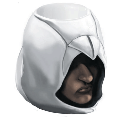 Assassin's Creed Altaïr Molded 16 oz Coffee Mug