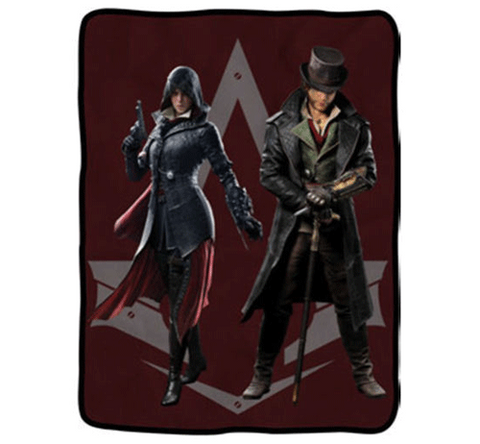 Assassin's Creed Fleece Blanket