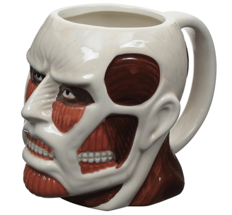 Attack On Titan - Colossal Titan Mug