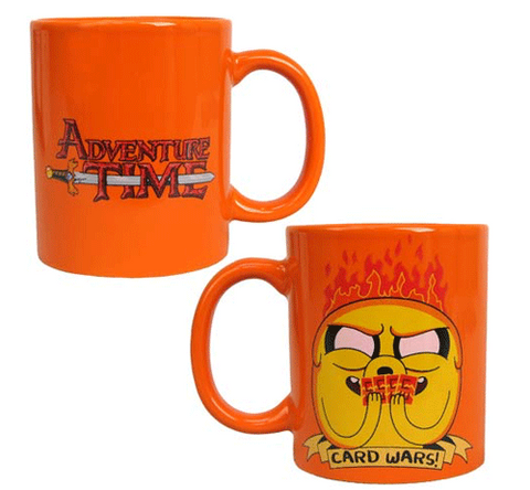 Adventure Time Jake Card Wars 10 oz. Mug